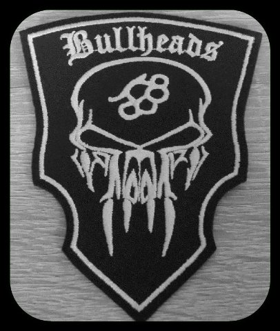 Der Bullheads Streetfighters Patch